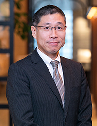 Exective Officer General Manager Department of Finance and Control Atsumu Sasaki